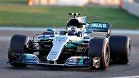 Formula 1'de sezonun son yarışında ilk cep Bottas'ın
