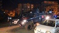 Batman'da PTT araçlarına saldırı
