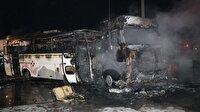 Adana'da işçileri taşıyan otobüs ile tır çarpıştı: 40 yaralı