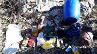 Batman'da PKK'ya ait 8 mağara ele geçirildi-Batman haber