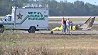 Florida'da uçak kazası: 4 ölü