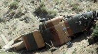 Umman'da askeri helikopter düştü: 1 ölü