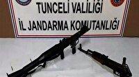 Tunceli'deki PKK operasyonunda çok sayıda silah ve mühimmat bulundu