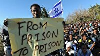 İsrail Afrikalı sığınmacıları 'sınır dışı' edecek