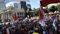 Brezilya'daki askeri polislerin grevi sona erdi