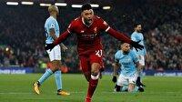 Liverpool, Manchester City maç özeti ve golleri
