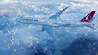 'Türk hava sahasından 16 saniyede bir uçak geçti'