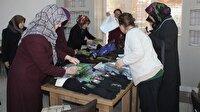Kadınlardan Mehmetçik'e destek
