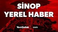 Sinop'ta trafik kazaları: 10 yaralı