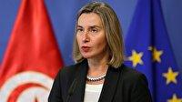 Mogherini AB'nin Batı Balkanlar stratejisini açıkladı