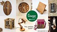 Trabzon'dan 'Gugar' adıyla çıktı, ahşapta marka oldu