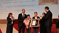 19 şehit ailesi ile 6 gaziye devlet övünç madalyası verildi