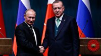 Erdoğan ve Putin'den üçlü zirve kararı