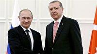 Cumhurbaşkanı Erdoğan'dan Putin'e taziye telefonu