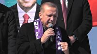 Cumhurbaşkanı Erdoğan: Her geçen gün zafere yaklaşıyoruz