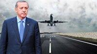 Erdoğan'ın uçağı 3.havalimanına inecek mi? Açıklama geldi
