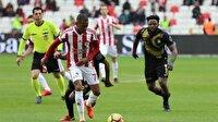 Sivasspor Osmanlıspor maçı kaç kaç bitti? Sivas Osmanlı maç özeti izle
