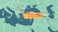 800 milyar dolarlık hatta Türkiye damgası