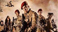 'Bordo Bereliler 2: Afrin' Mart'ta vizyonda