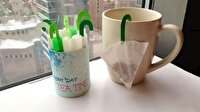 Sallama çay poşetlerinde sıradışı tasarımlar