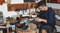 Osmanlı çarıkları için yeni ustalar yetiştiriyor