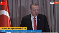 Cumhurbaşkanı Erdoğan: 2 bin 348 teröristin etkisiz hale getirildi