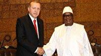 Cumhurbaşkanı Erdoğan'dan Mali'ye 'metrobüs' müjdesi