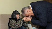 Başbakan Yıldırım'dan Konyalı şehidin ailesine taziye ziyareti