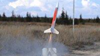 Üniversite öğrencilerinden hava savunma robotu
