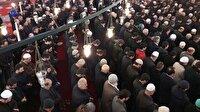 Fatih Camii'nde Zeytin Dalı Harekatı için dua