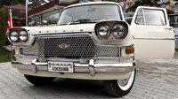 İlk yerli otomobile 57 yıl sonra ilk bakım