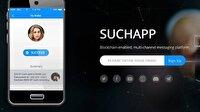Blok zincir etkileşimli mesajlaşma uygulaması: SuchApp