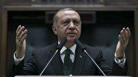 Cumhurbaşkanı Erdoğan: Bu yayınları kesintiye uğratın