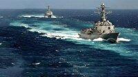 'Rum sondajına 6. filo koruması' iddiası