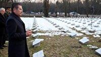 Bakan Canikli Macaristan'da Türk şehitliğini ziyaret etti