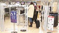 Havalimanında kaçağa camlı önlem