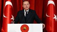 Cumhurbaşkanı Erdoğan'dan şehit ailesine mektup