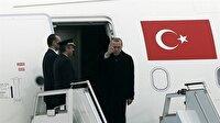 Cumhurbaşkanı Erdoğan Bulgaristan'dan ayrıldı