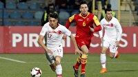 Türk futbolunun parlayan yıldızı Cengiz Ünder