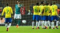 Almanya-Brezilya: 0-1