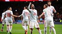 İspanya 6-1 Arjantin maç özeti ve golleri