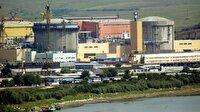Romanya'daki nükleer santralde arıza