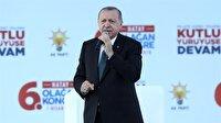 Cumhurbaşkanı Erdoğan'dan Hatay ve Kilisli esnafa müjde