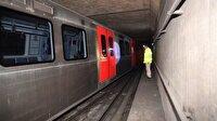 Batıkent metro seferlerindeki aksama sona erdi