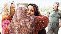 Kardeşler Afrin'de 7 yıl sonra kavuştu