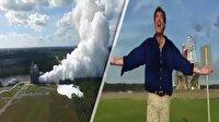 NASA yapay bulut üreterek yağmur yağdırdı
