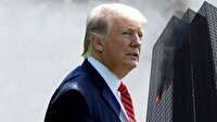 Trump'ın gökdeleninde yangın: 1 ölü
