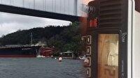 Boğazdaki gemi kazasının ses kayıtları ortaya çıktı