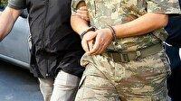 Muvazzaf binbaşı gözaltına alındı