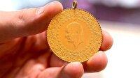 Cumhuriyet altınının fiyatı 15 lira arttı